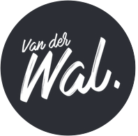 Van der Wal Hair Beauty Care-logo